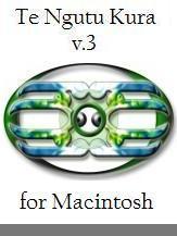 Te Ngutu Kura Maori Spell Checker for Macintosh