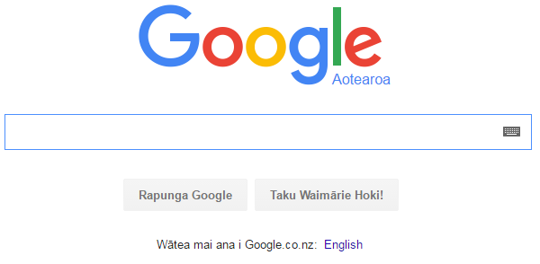 Google Translate and NZ society's stereotype of Māori people
