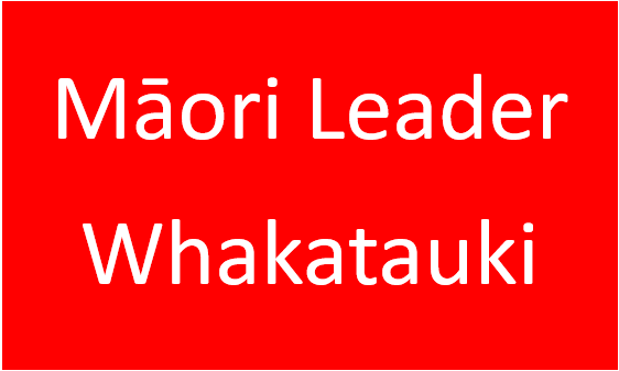 leadership whakatauki